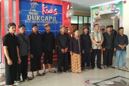 Pernikahan warga samin akan dicatatkan di Kantor Pencatatan Sipil
