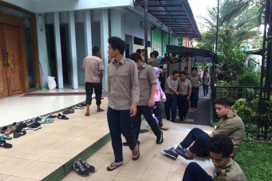 Kepala Sekolah SMP Muhammadiyah 31 Jakarta keluhkan jaringan UNBK