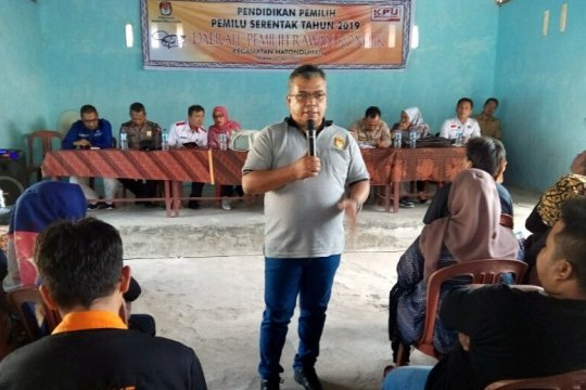 Tujuh penyelenggaran pemilu di Sumut meninggal dunia
