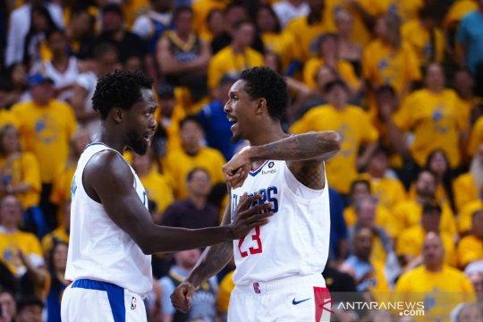Taklukkan Warriors di Oracle Arena, Clippers paksa mainkan gim keenam