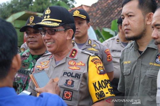 Kapolda Jambi jamin keamanan rekapitulasi Pemilu tingkat PPK