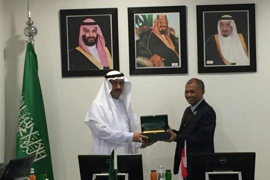 KPK-Badan Antikorupsi Arab Saudi kerja sama pemberantasan korupsi