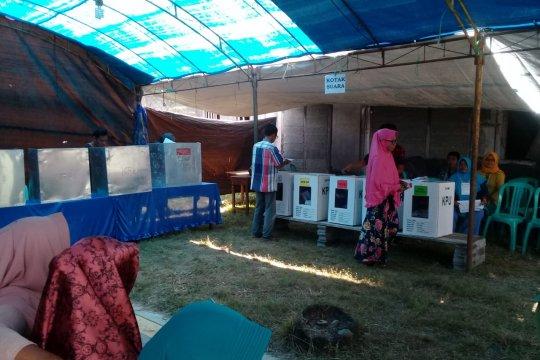 Empat TPS di Kabupaten Donggala akan gelar PSU