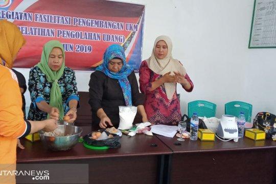 Produk berbahan udang Kampung Nelayan Sungsang tembus pasar ekspor