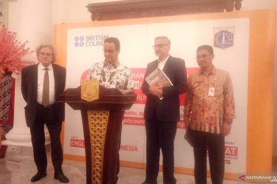 "Pemprov DKI-British Council laksanakan program ""English for Jakarta"""