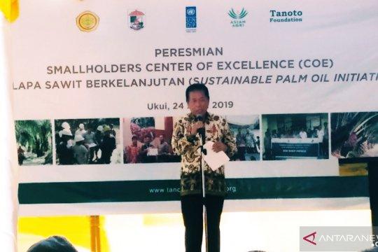 Baru 5.976 hektare perkebunan sawit masyarakat kantongi ISPO