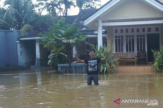 Banjir rendam 55 rumah di Solok Selatan
