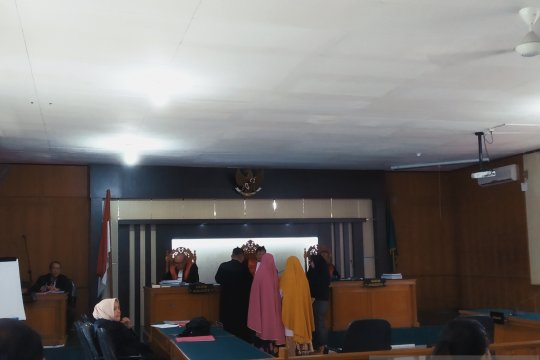 Dua saksi 500 tiket fiktif Citilink dihadirkan dalam sidang