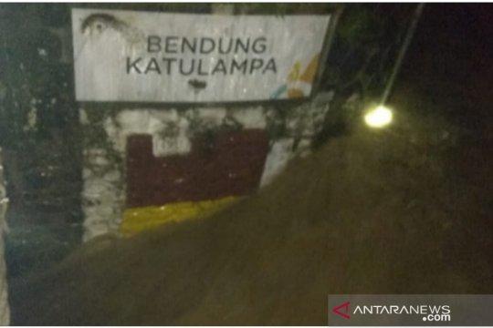 BPBD ingatkan warga di Bantaran Cilliwung karena Katulampa siaga I