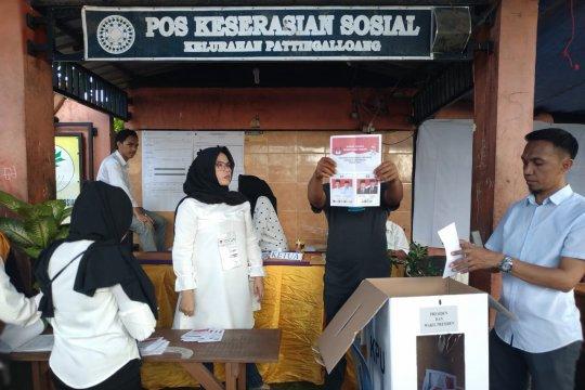 PSU di Makassar bertambah jadi 19 TPS