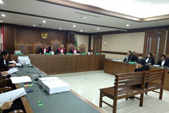 Hakim Tipikor Medan dituntut 9 tahun penjara