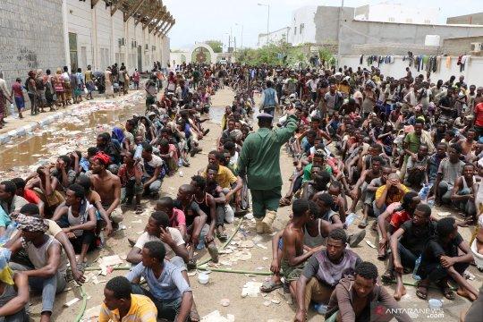 15 warga Ethiopia tewas setelah kapal yang mereka tumpangi rusak