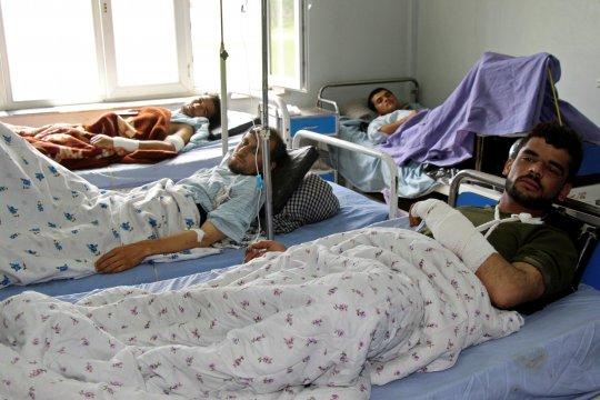 Mantan presiden Afghanistan: pemilu harus dahulukan perdamaian