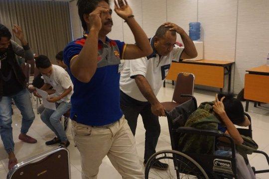 Semua kabupaten di NTT gelar simulasi menghadapi bencana