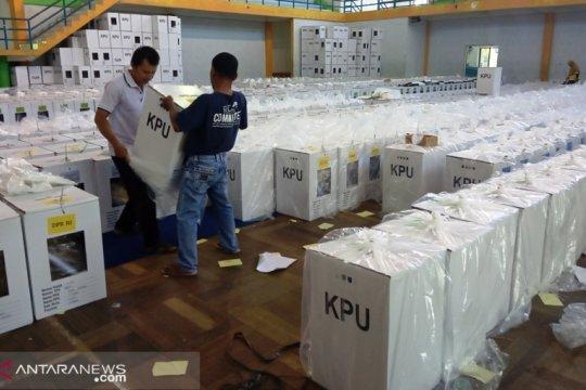 KPU Agam butuhkan 6.440 surat suara untuk PSU