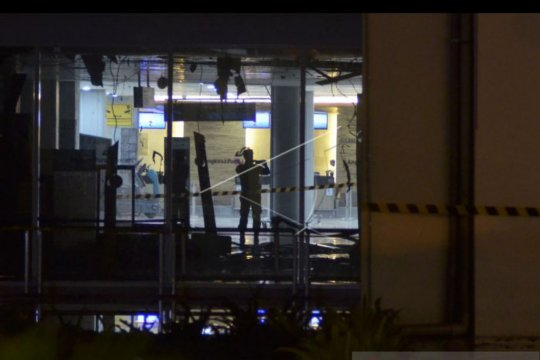 Operasional Terminal Domestik Bandara Ngurah Rai mulai normal