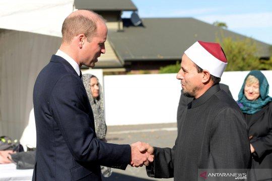 Pangeran Inggris kunjungi Masjid Al Noor