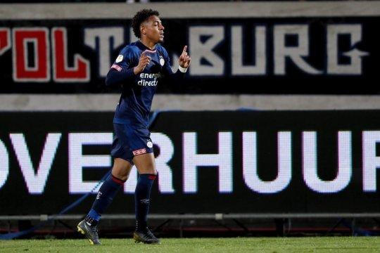 Kantongi tiga poin di markas Willem, PSV jaga asa juara