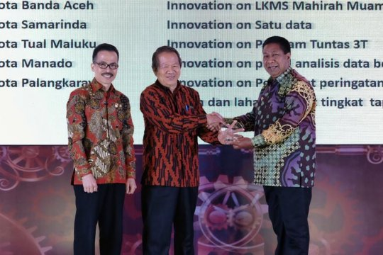 Kota Magelang raih Indonesia Innovation Award 2019