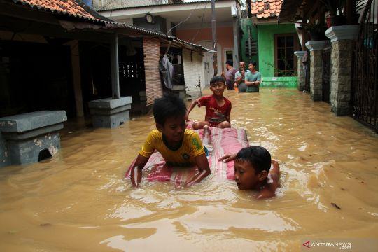 Banjir luapan Sungai Ciliwung