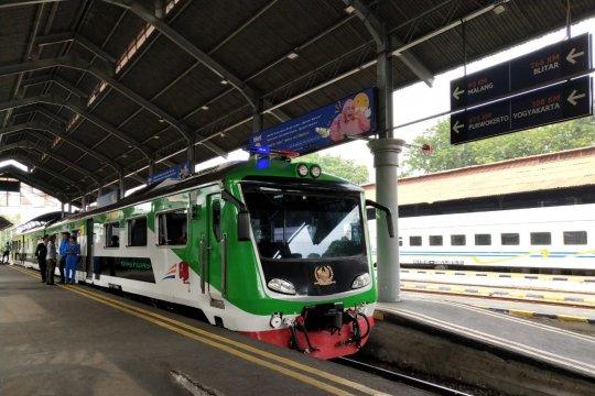 Tiket KA Lebaran di Daop Surabaya terpesan 67 persen