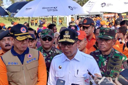 Ridwan Kamil ajak warga viralkan kesadaran bencana