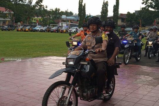 Polres Manokwari siapkan 20 personil per-TPS PSU