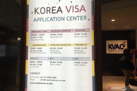 Bulan depan, tempat pembuatan visa Korsel pindah ke Lotte Avenue