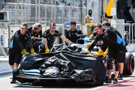 "Roberts ditunjuk sebagai pelaksana ""team principal"" Williams F1"