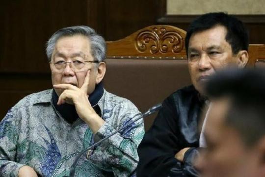 PT perberat hukuman Edward Soeryadjaya jadi 15 tahun