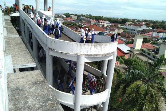 Mayoritas ASN Sumatera Barat abaikan simulasi evakuasi mandiri