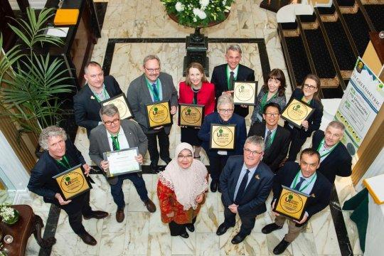 UI GreenMetric berikan penghargaan sepuluh universitas terhijau dunia