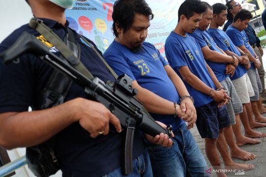 Kemenkumham: 60 persen warga binaan di Sumbar terjerat kasus narkoba