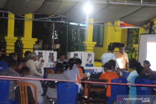 Baru tiga kecamatan selesaikan pleno di Sikka NTT