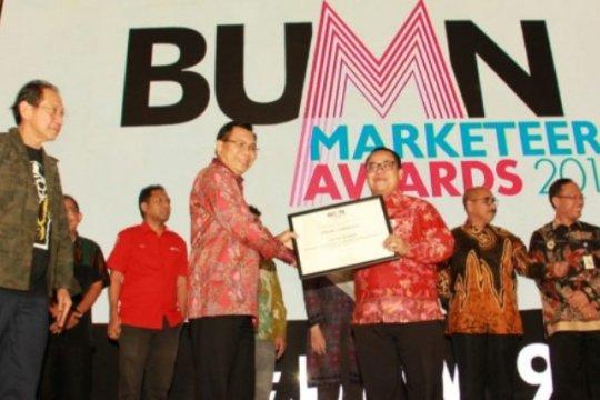 Jamkrindo raih penghargaan BUMN Marketeers Awards 2019