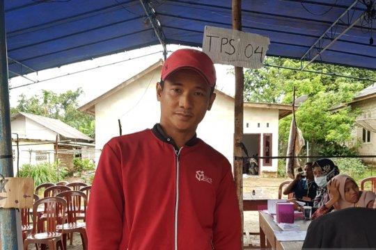 218 pemilih ikuti pemungutan suara ulang di Bangka Barat