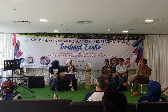 Komunitas Sahitya: stop stigma orang dengan gangguan jiwa