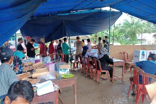 Kapolres: Pemungutan suara ulang di Bangka Barat berlangsung aman