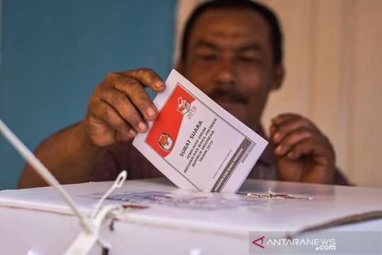 KPU Pekanbaru akomodir 1.243 pemilih pada PSU dan PSL