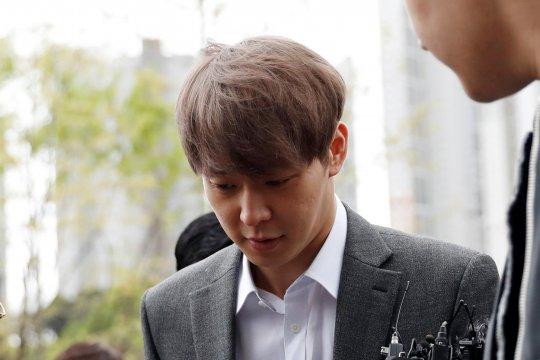 Park Yoo-chun akui gunakan narkoba