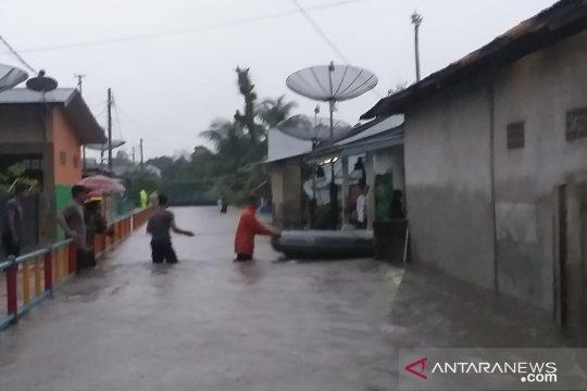 4.000 warga Bangka Belitung terdampak banjir selama Desember