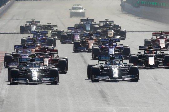 Pandemi COVID-19, Grand Prix Azerbaijan kemungkinan juga tertunda