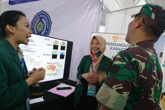Pengunjung Indonesia Science Day bisa coba instrumen pencitraan otak