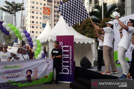 BMM edukasi warga Jakarta untuk bersedekah sambut Ramadhan
