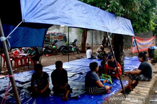 Pengungsi banjir Jakarta tinggal 26 jiwa