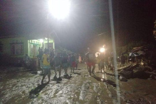 Puluhan rumah warga Desa Balongga, Sigi rusak diterjang banjir