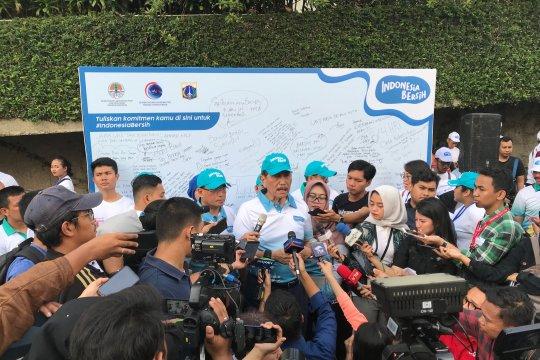 Kemenhub imbau mudik tanpa sampah dukung Gerakan Indonesia Bersih
