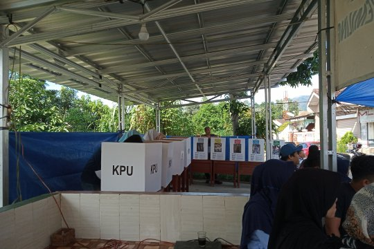 Satu petugas PPS di Lampung Timur meninggal dunia