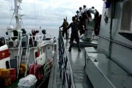 Kemlu RI protes ke Kedubes Vietnam soal penabrakan kapal Indonesia