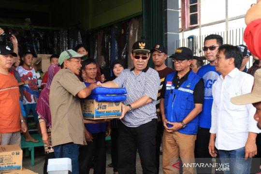 Pemkab janjikan bantuan untuk petani korban banjir Bengkulu